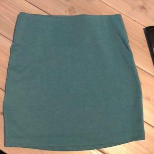 BCBGeneration Skirts - BGBG Cotton Skirt